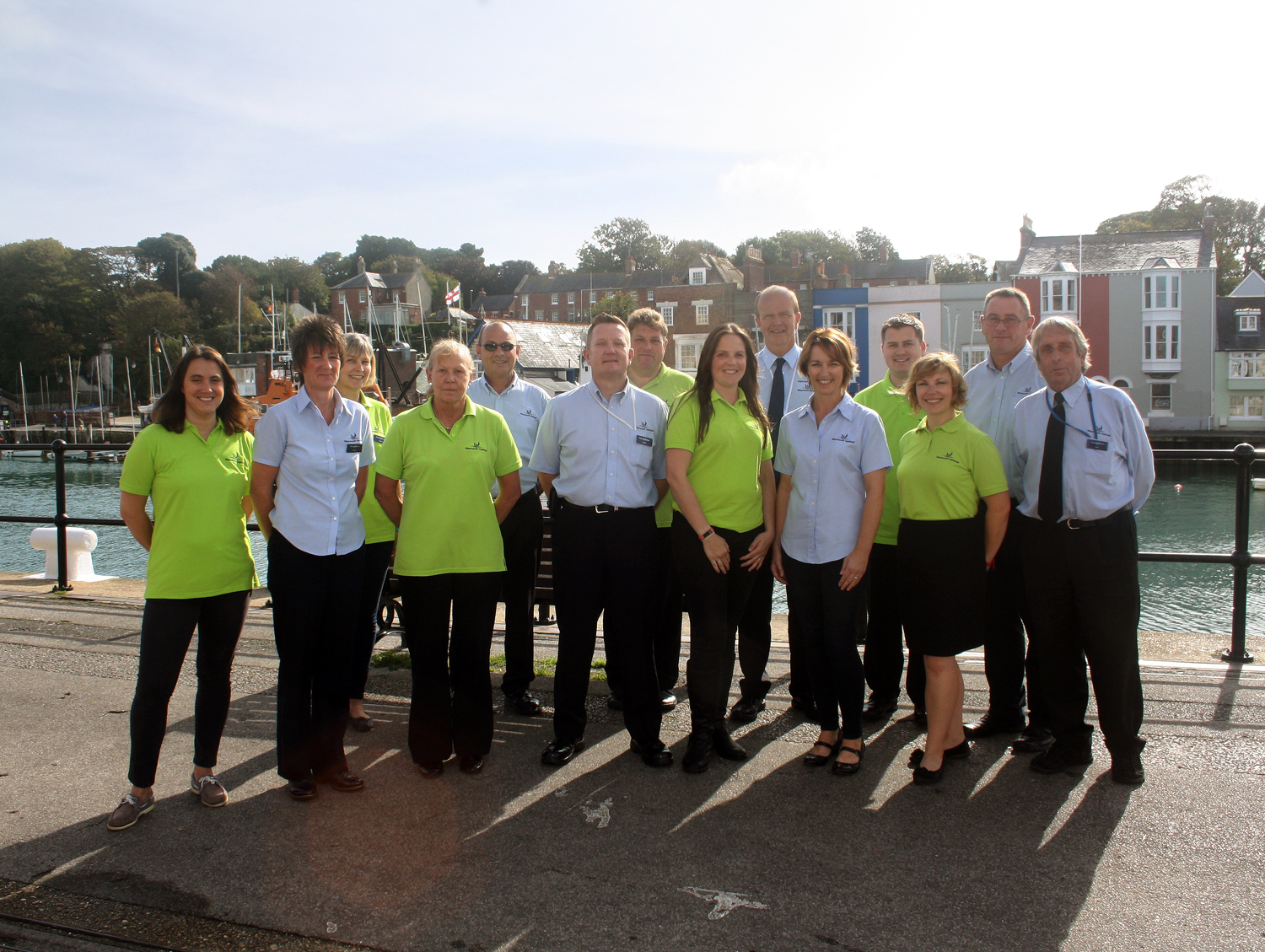 Weymouth Harbour Team