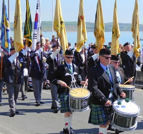 Weymouth Armed Forces Day Celebrations