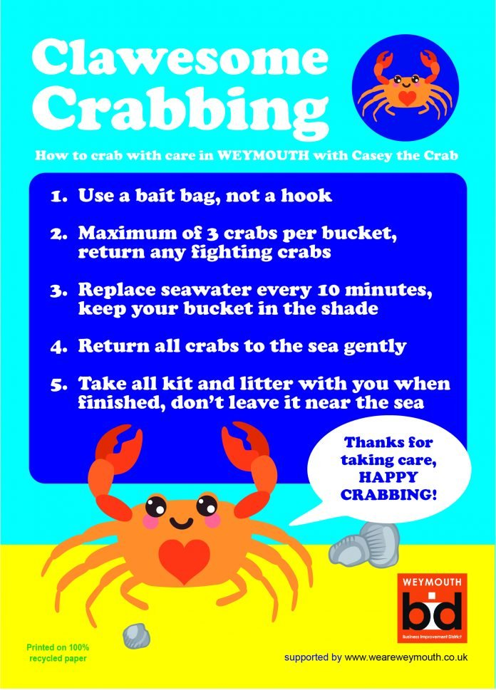 Crabbing with Kindness