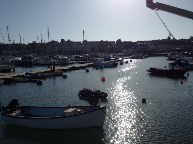 Weymouth Inner Harbour